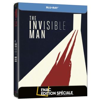 Invisible Man Steelbook Edition Spéciale Fnac Blu-ray