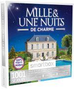 SMAR Coffret cadeau Smartbox Mille et une nuits de charme