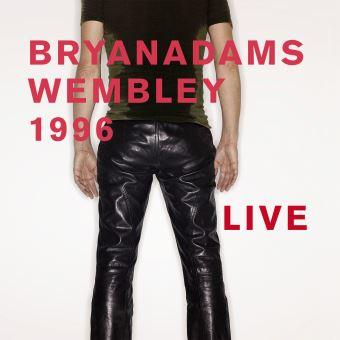 Wembley 1996 Live Triple Vinyle blanc