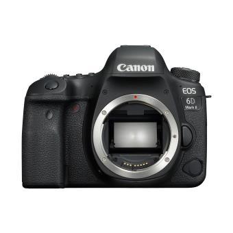 Canon Eos 6D MKII Reflex Behuizing Zwart