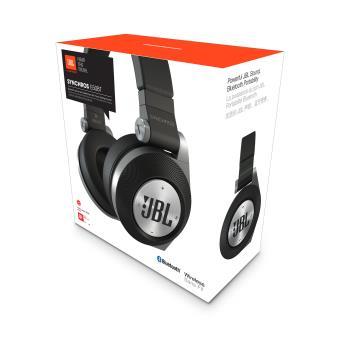 Casque Bluetooth Jbl Synchros E50bt Noir Casque Audio Achat