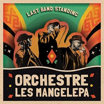 LAST BAND STANDING/LP