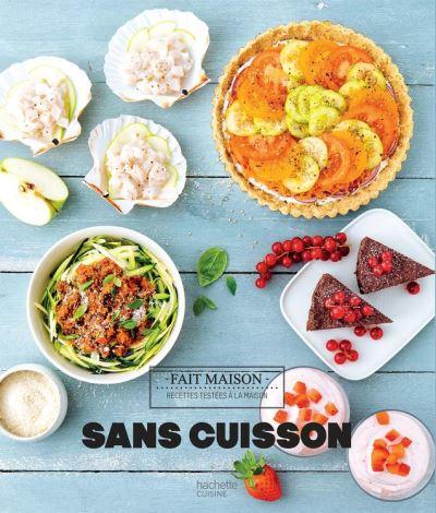 Sans cuisson - 9782017027720 - 7,99 €