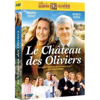 Le Château des OliviersLe Château des Oliviers L'intégrale de la série Coffret DVD