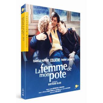 La Femme de mon pote Edition limitée Combo Blu-ray DVD