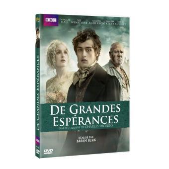 De grandes espérances DVD