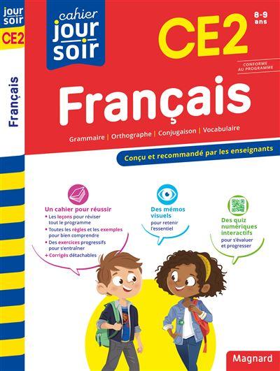 Cahier Du Jour Cahier Du Soir Francais Ce2 Broche Collectif Achat Livre Fnac