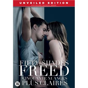 Fifty shades freed (cinquante nuances plus claires )-BIL