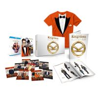 Coffret Kingsman : Le Cercle d'or et Kingsman 2 : Le Cercle d'Or Steelbook Edition Collector Blu-ray