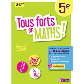 Tous forts en Maths ! 5ème