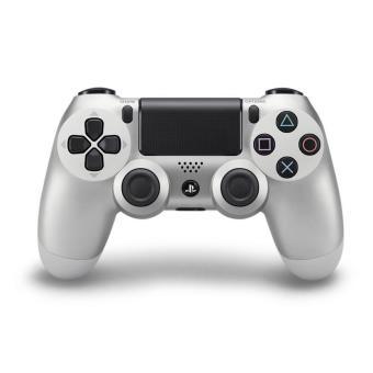 Manette PS4 Sony DualShock Argent