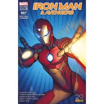 Iron Man & Avengers n°7