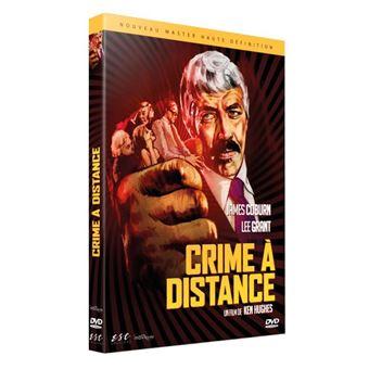 Crime à distance DVD