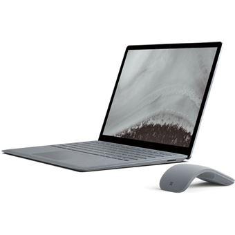 "Microsoft Surface Laptop 2 13,5"" i5-8250 8 Go RAM 128Go Platinum Azerty"