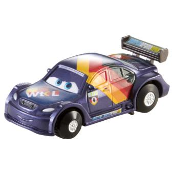 voiture cars stunt racer chick hicks mattel voiture achat prix fnac. Black Bedroom Furniture Sets. Home Design Ideas