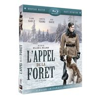 L'appel de la forêt Blu-ray