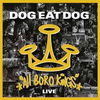 All Boro Kings Live + DVD