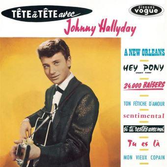 Tete a tete avec johnny hallyday/edition 2017