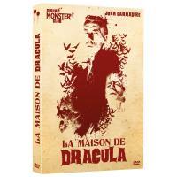 La maison de Dracula DVD