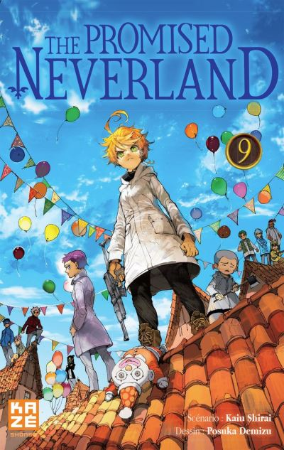 The Promised Neverland T09 - 9782820337238 - 4,99 €