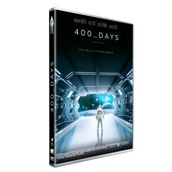 400 days DVD