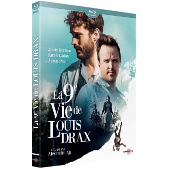 La 9 ème vie de Louis Drax Blu-ray