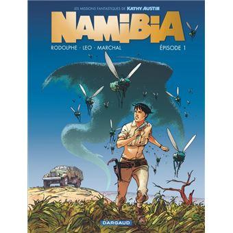 Namibia Tome 1 Namibia Bertrand Marchal Léo Christian