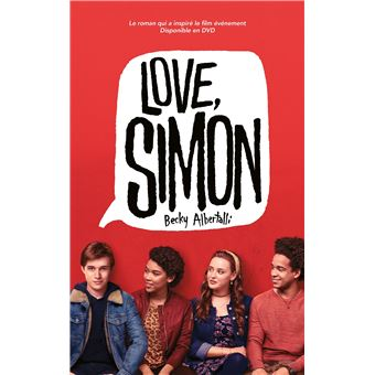 Moi Simon 16 Ans Homo Sapiens Edition Tie In Love Simon