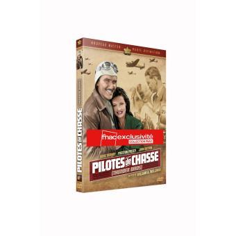 Pilotes de chasse Exclusivité Fnac Edition Fourreau DVD