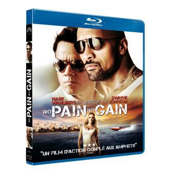 No pain no gain Blu-Ray