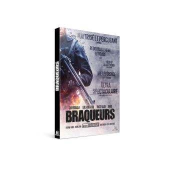 Braqueurs DVD