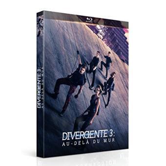 DivergentDivergente 3 : Au-delà du mur Blu-ray