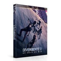 Divergente 3 : Au-delà du mur Blu-ray