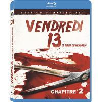 Chapitre II: Le Tueur du Vendredi - Blu-Ray