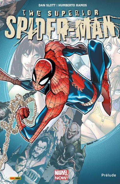 Superior Spider-Man - Prélude - 9782809467901 - 9,99 €