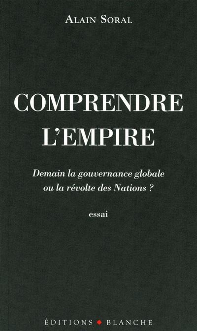 Comprendre l'empire - 9782846284479 - 9,99 €