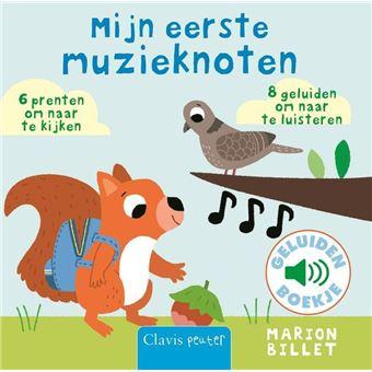 GeluidenboekjesMijn eerste muzieknoten ( geluidenboekje )