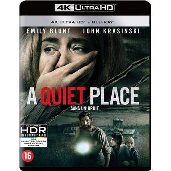 Quiet place (Sans un bruit)-BIL-BLURAY 4K