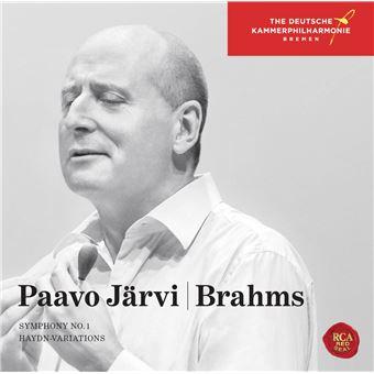 1 ère symphonie de Brahms (je suis pas original je sais) - Page 3 Symphony-number-1-Haydn-Variations-Inclus-un-livret-de-24-pages
