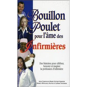 Bouillon de Poulet pour l'âme des Infirmières - Poche