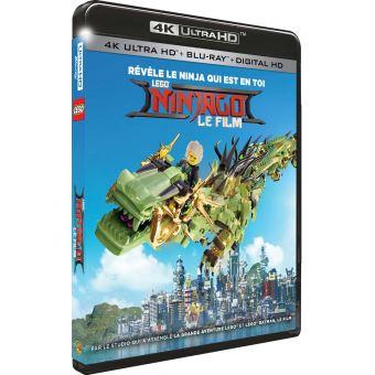 Lego NinjagoLego Ninjago Blu-ray 4K UHD
