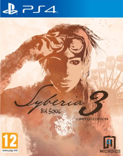 Syberia 3 Edition Limitée PS4