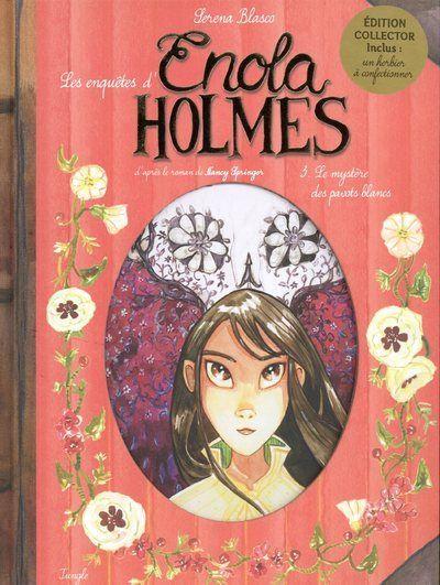 Les enquêtes d'Enola Holmes - Collector