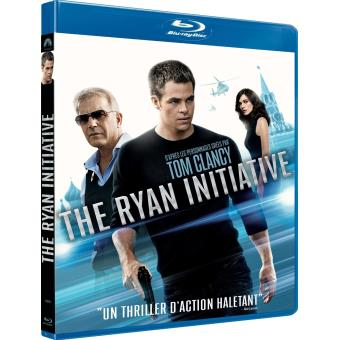 The Ryan Initiative Blu-Ray
