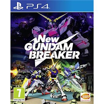 NEW GUNDAM BREAKER UK PS4