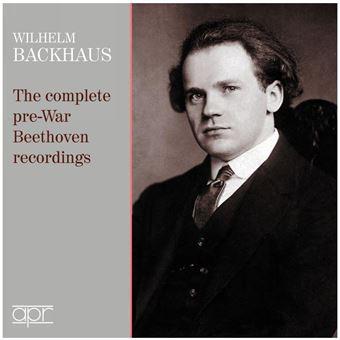 Integrale enregistrements d avant guerre