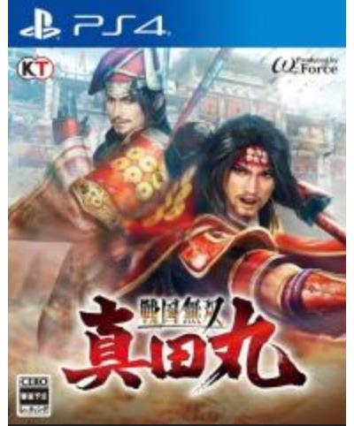 Samurai Warriors Spirit of Sanada PS4