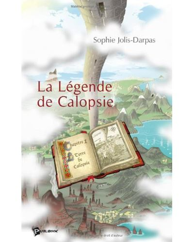 La legende de calopsie
