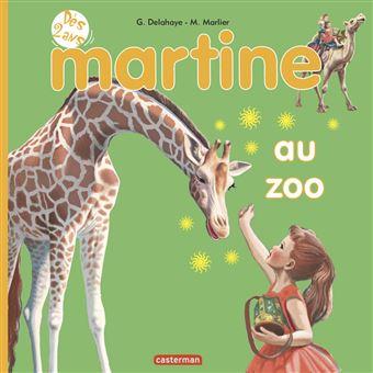 MartineMartine au zoo