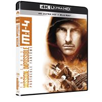 Mission : Impossible Protocole fantôme Blu-ray 4K Ultra HD